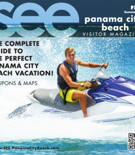 Free See Panama City Beach visitors magazine 2018