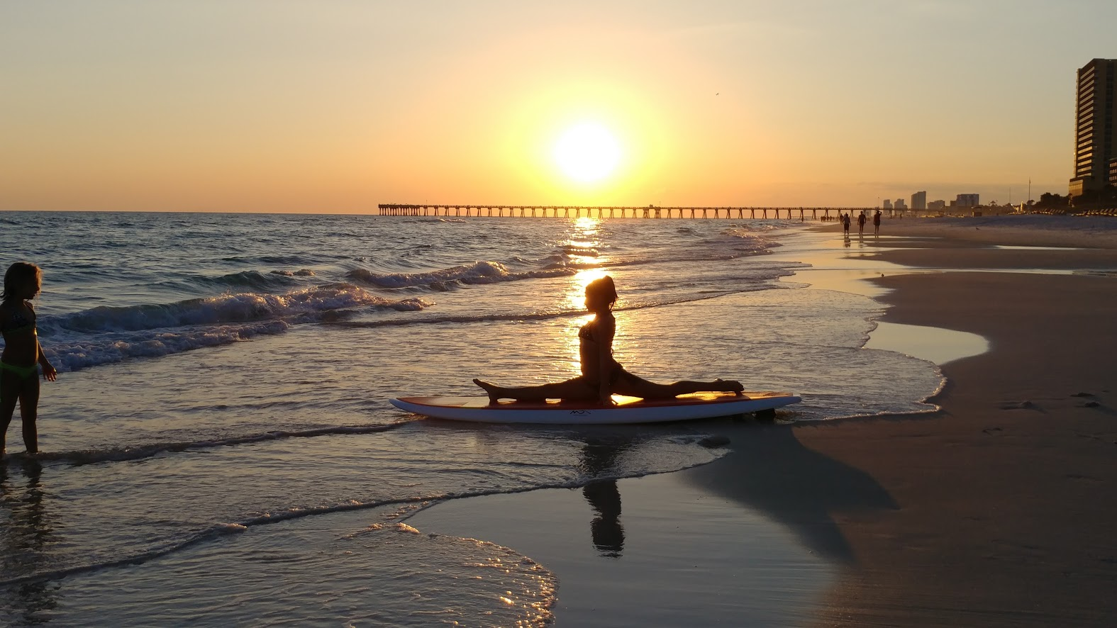 Condo rentals with paddle boarding