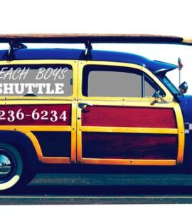 Find shuttle service near our PCB vacation rentals