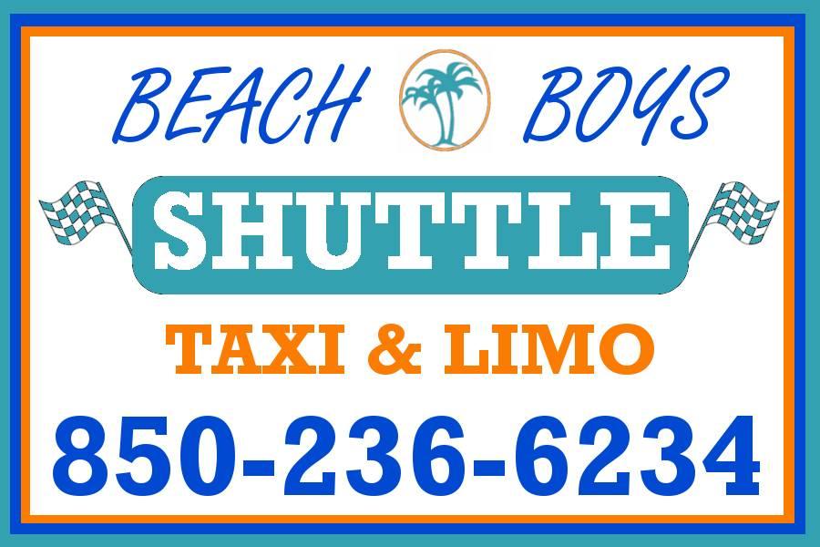 Beach Boys Shuttle Taxi and Limo 850-236-6234